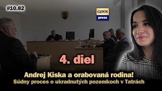 Inžinier Andrej Kiska a orabovaná rodina 4: Žalobca Ján Franc #10.82