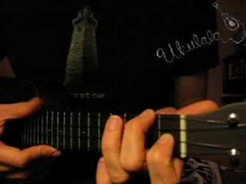 How To Play Postcards From Italy By Beirut On The Ukulele Youtube