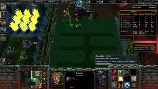 HELLHALT TD -PRAC Mode [Music] | Warcraft 3 | WarBoss