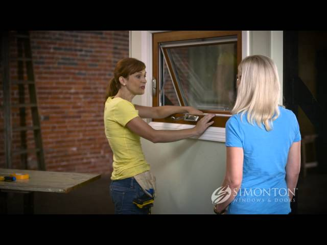How to Replace the Sash on an Awning Window