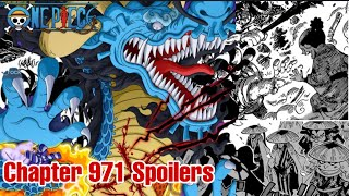 One Piece   Chapter 971 Spoilers & Release Date !!!