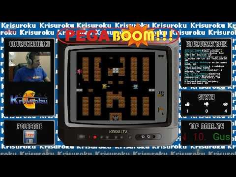 CB#116 PEGABOOM! Stream