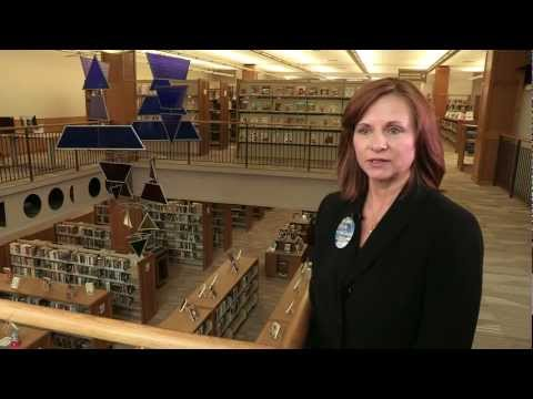 The Best Small Library In America - Hatteberg's People TV