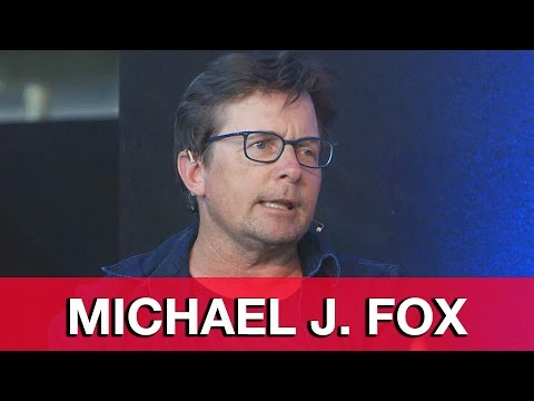 BACK TO THE FUTURE Michael J. Fox Interview