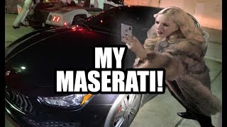 BMW & Maserati vs. Tow Truck