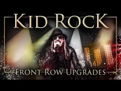 Kid Rock's First Kiss: Cheap Date Tour - Front Row Upgrades