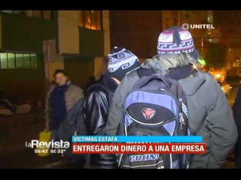 Aparecen más víctimas de estafa de la empresa 'Bitcoins Cash' en La Paz