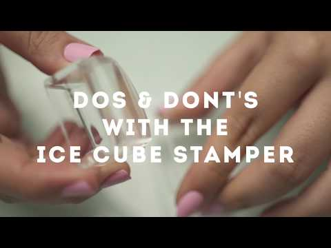 Dos & Dont's with the Ice Cube Stamper