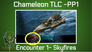Battle Pirates: Path to the Chameleon PP1 [Skyfires] Tips, Tricks, and Build!