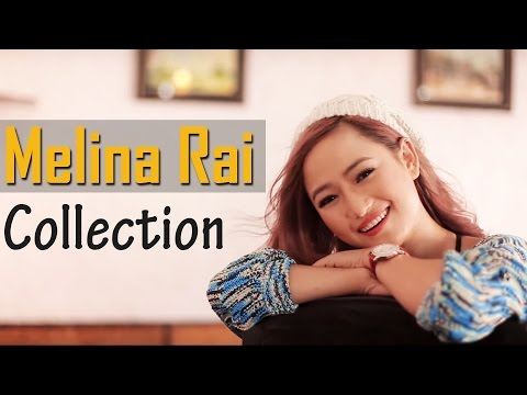 Melina Rai Music Video Collection 2017 | Hit Nepali Music Videos - Nepali Melodious Songs
