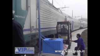 Trains Cleaning Detergent Sprayer Machine 1