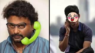 Hucha venkat on a Phone call with a student.| Must share |