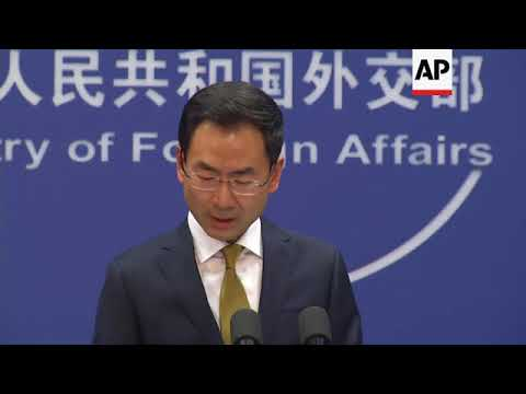China defends police detention of Swedish bookseller Gui Minhai