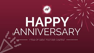 EAST MEETS WEST 1 YEAR ANNIVERSARY  VIDEO.