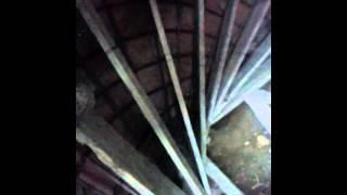 encofrado de escalera caracol