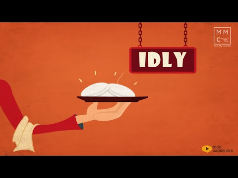 IDLY - Best Indian Food in the World