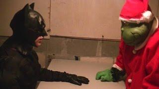 Batman Interrogates The Grinch
