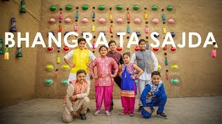 Bhangra Ta Sajda | Dance Video | Veere Di Wedding | Neha Kakkar | Fuzon Dance School