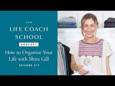 Ep #217: Organization with Shira Gill