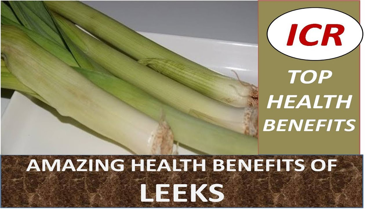 Health benefits of leeks by indian chef recipe youtube health benefits of leeks by indian chef recipe forumfinder Choice Image