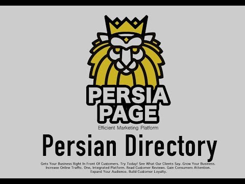 Persian Directory | Iranian American Business Directory