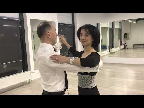 Вальс танец видео уроки для начинающих