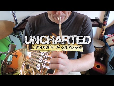 Uncharted - Nate's Theme Cover (All Instruments)