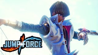 NEW SETO KAIBA DLC REVEAL IN JUMP FORCE! Seto Kaiba DLC PACK 1 Gameplay Screenshot Reveal