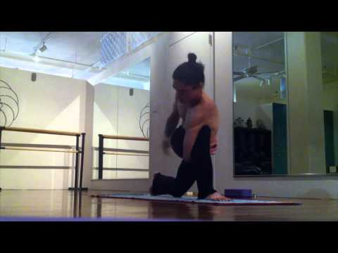 "Jeffrey Villanueva (Jivamukti Yoga) ""Ignite Your Spiritual Warrior"""
