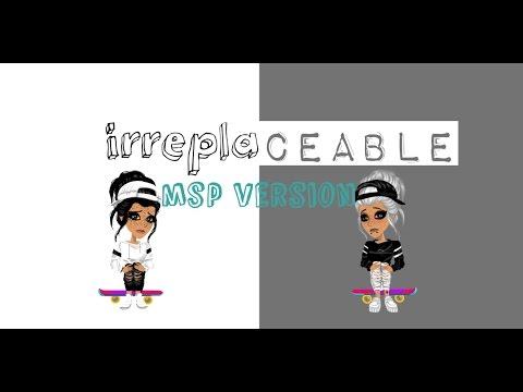 irreplaceable //msp version//