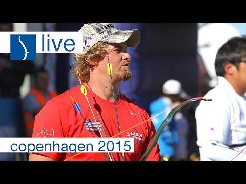 Live Session: Recurve Finals  Copenhagen 2015