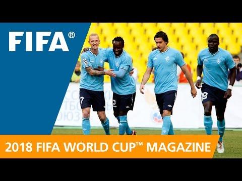 Russia 2018 Magazine: PFC Krylia Sovetov