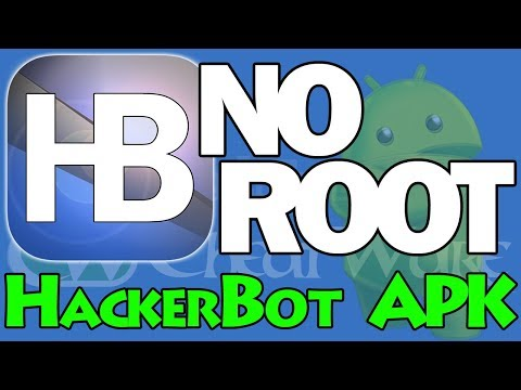 How to Hack any Android Game using HackerBot APK (NO ROOT)