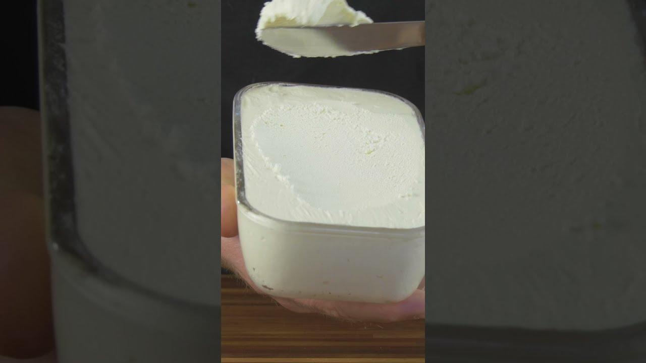 Faire du Cream Cheese à la maison - Les Essentiels d'ABDA - L'Atelier Fromager #shorts