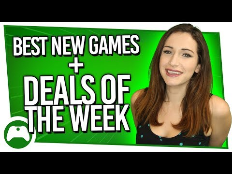 Best New Games And Weekly Deals On Xbox One | 17th October 2017