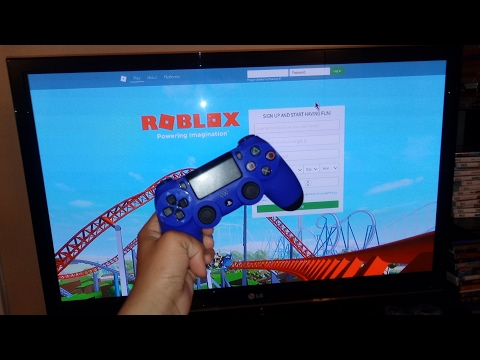 How To Play Download Roblox On Ps4 2020 Working Tutorial Youtube