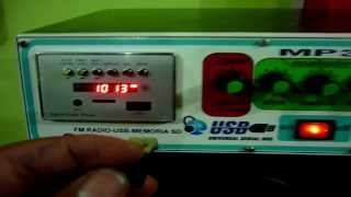 Amplificador de sonido casero (Así se hace)