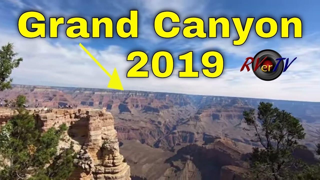 Grand Canyon National Park - Views -Entrance - Visitor Center