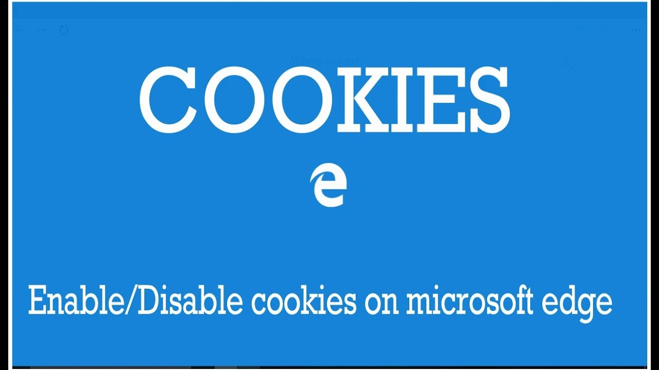 how to delete cookies windows 10