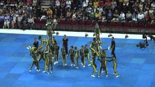 FEU Cheering Squad (2nd Place)