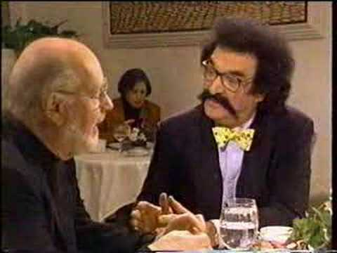 John Williams talks film music with Gene Shalit