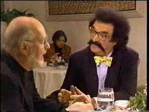 John Williams talks film music with Gene Shalit