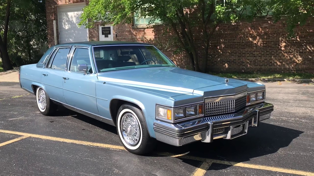 Sold 1979 Cadillac Fleetwood Brougham For Sale Youtube