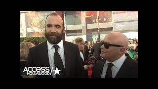 Rory McCann On The Hound's 'Game Of Thrones' Return: 'It's Great To Be Back' | Access Hollywood