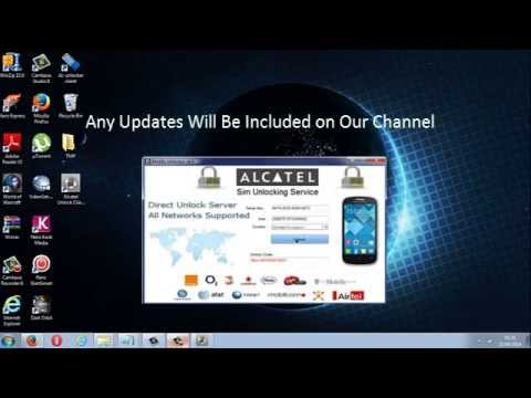 How To Unlock Alcatel One Touch Pop S3,S7,S9,C1,C3,C7,C9 FIT