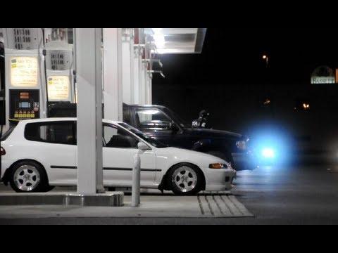 K20 Civic vs B18c Civic
