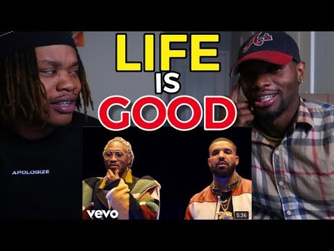 DRAKE AND FUTURE, BACK AGAIN!! | Future – Life Is Good (Official Music Video) ft. Drake