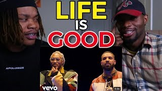 DRAKE AND FUTURE, BACK AGAIN!! | Future - Life Is Good (Official Music Video) ft. Drake