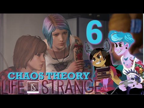 LIFE IS STRANGE EPISODE 3 CHAOS THEORY 2 GIRLS 1 LET'S PLAY