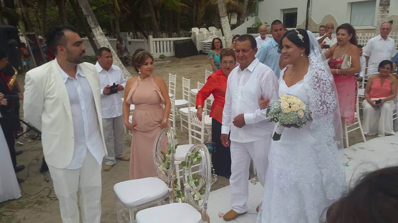 Vestidos de novia para boda en cartagena